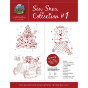 FriendFolks CDs-Sew Snow Collection #1