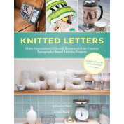 Chronicle Books-Knitted Letters