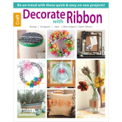 Leisure Arts-Decorate With Ribbon