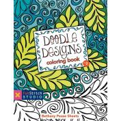 FunStitch Studio-Doodle Designs Colouring Book