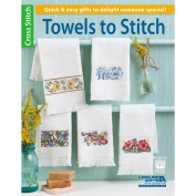 Leisure Arts, Towels to Stitch