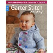 Leisure Arts-Garter Stitch For Baby