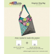 Fabric Editions Design Sheet/Project Card-Kingston Sling Bag