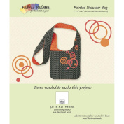 Fabric Editions Design Sheet/Project Card-Painted Shoulder Bag
