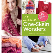 Storey Publishing-Lace One-Skein Wonders