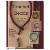 Design Originals-Crochet With Beads