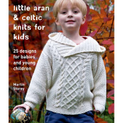 St. Martin's Books-Little Aran & Celtic Knits For Kids