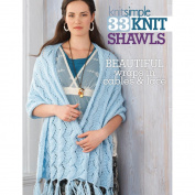 Soho Publishing-33 Knit Shawls
