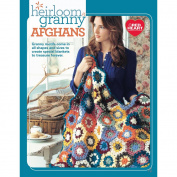 Soho Publishing-Heirloom Granny Afghans
