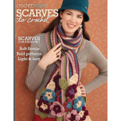 Soho Publishing-Scarves To Crochet
