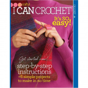 Soho Publishing-I Can Crochet-It's So Easy!