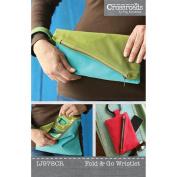 Indygo Junction-Fold & Go Wristlet