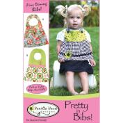 Vanilla House Patterns-Pretty In Bibs!