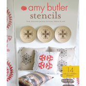 Chronicle Books-Amy Butler Stencils