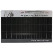 MEPXY Brush Marker Shelf Display Unit - Empty-Holds 180