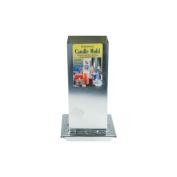 Professional Candle Mould Metal Square-5.1cm - 1.9cm x 17cm