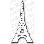 Die-Namics Die-Eiffel Tower, 3.8cm x 7.6cm