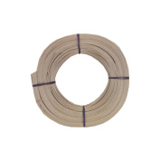 Commonwealth Basket Flat Reed, 2.2cm 0.5kg Coil, Approximately 24m