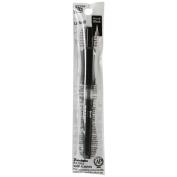 Zig Letter Pen Cocoiro Refill-Black