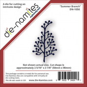 Die-Namites Die-Summer Branch, 5.9cm x 9.8cm
