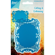 Joy! Crafts Cut & Emboss Die