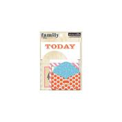 Family Stories Envelopes 4/Pkg-8.3cm x 5.1cm To 14cm x 11cm With Flaps Shut
