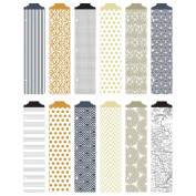 Project Life by Becky Higgins Designer Dividers - Heritage