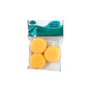 Synthetic Artist Sponges 3/Pkg-