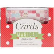 Magical Cards With Envelopes 40/Pkg-10 Designs