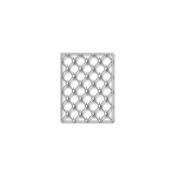 Memory Box Poppystamp Die-Diamond Background