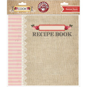 Cook Recipe Book Album 20cm x 20cm