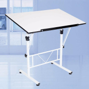 Martin Smart Table, White