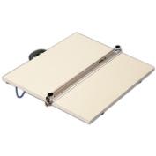 Martin Pro-Draught Parallel Edge Board 50cm x 70cm -White