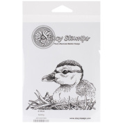 Stacy Stamps Cling Mounted Stamps 7cm x 9.5cm -Duckling