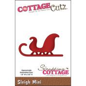 CottageCutz Mini Die 4.4cm x 4.4cm -Sleigh