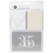 Essence East Coast Cards 7.6cm x 10cm & 15cm x 10cm 54/Pkg-Foundation Designer & Staples