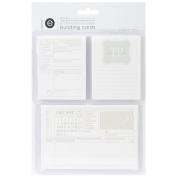 Essence East Coast Cards 7.6cm x 10cm & 15cm x 10cm 54/Pkg-Building Journals