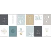 Essence East Coast Cards 7.6cm x 10cm 54/Pkg-Quote