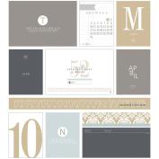 Essence East Coast Cards 7.6cm x 10cm & 15cm x 10cm 54/Pkg-Calendar