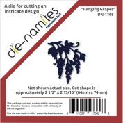 Die-Namites Die-Hanging Grapes, 6.4cm x 5.9cm