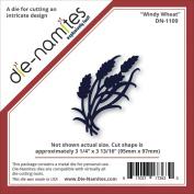 Die-Namites Die-Windy Wheat, 8.3cm x 9.7cm