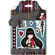 Simply Gorjuss Urban Stamps-The Collector, 8 Images