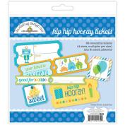 Hip Hip Hooray Paper Craft Kit