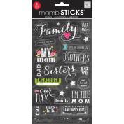 Me & My Big Ideas Glitter Stickers Value Pack