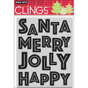 Hero Arts Rubber Stamps Happy Cling Stamp