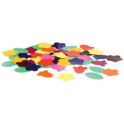 Stick-A-Licks 300/Pkg-2.5cm Flowers & Leaves