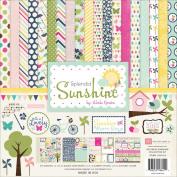 Echo Park Paper Company Splendid Sunshine Collection Kits
