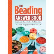 Storey Publishing-The Beading Answer Book