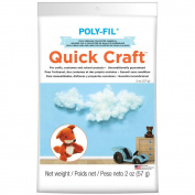 Poly-Fil Quick Craft Premium Polyester Fiberfill