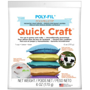 Quick Craft Weighted Poly-Pellets 180ml-White